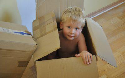 Jak pakować rzeczy do przeprowadzki?